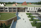 Cowes Enterprise College, Isle of Wight Project; providing a service of design, supply and installation and commissioning of fire and security systems.