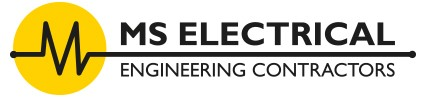 MS Electrical Engineering Contractors Logo