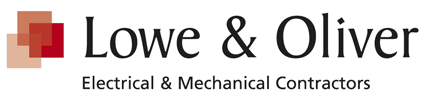 Lowe and Oliver Electrical and Mechanical Contractors Logo