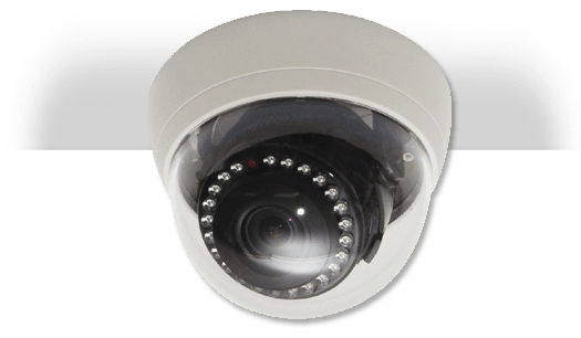 Example of a security camera.